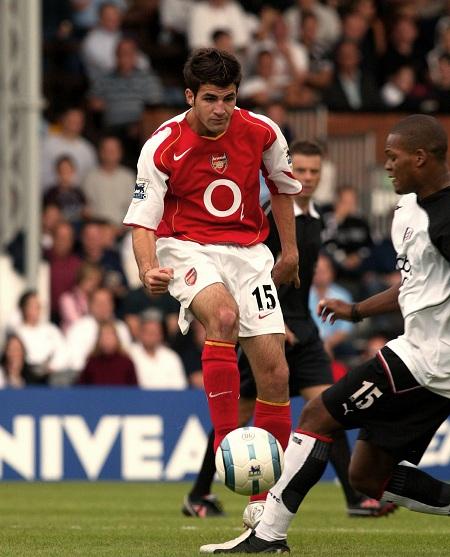 Arsenal varvar landslagsman
